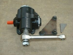 Vega Steering Box Mount Arm 1928 29 30 31 32 33 34 Ford Chevy Plymouth Dodge