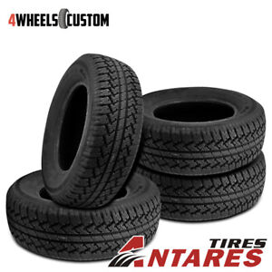 4 X New Antares Smt A7 275 65 17 115s Off road Performance Tire
