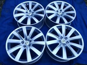 19 Volvo Xc90 Factory Alloy Wheels 4 Perfect P 31362276 H 70406 F0r 2014 18