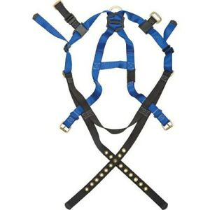 Fall Tech Ap7016 Safety harness with 6 Lanyard