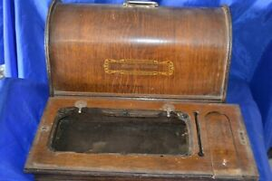 Western Electric Case And The Base Will Also Fit In A Treadle Original Part
