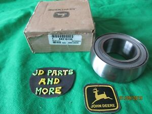 New Genuine John Deere Disk Gang basket Bearing Akk16196 an241911 Models Below