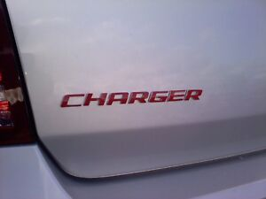 Charger Trunk Rear Decal Overlay Badge For Dodge Charger Emblem 2006 2014