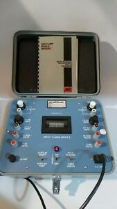 Avo Multi amp Digital Phase Angle Meter Pam 275 With Manual L k
