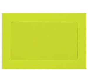 6 X 9 Full Face Window Envelopes Wasabi 500 Qty Perfect For Mailing Direct