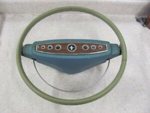 Original 1968 68 Ford Mustang Shelby Deluxe Steering Wheel Gt