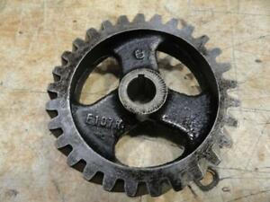 John Deere G Governor Drive Gear Part Number F107r