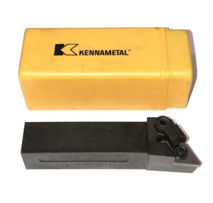 New Kennametal Mdjnl 165d 1 Square Shank Indexable Lathe Tool Holder