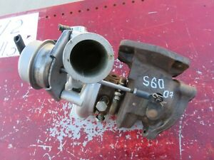 05 09 Volvo S60 2 5l Turbo Engine Turbocharger Supercharger Oem