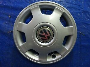 1998 1999 Volkswagen Golf Jetta 14 Inch Hubcap Wheel Cover B
