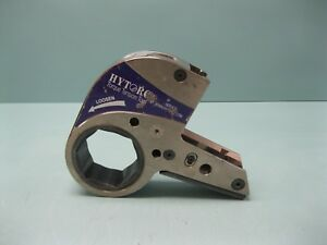 Hytorc Stealth 8 7 Hydraulic Torque Wrench 3 1 8 Link Used C18 2376