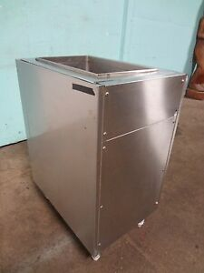 Cornelius Free Standing H d Commercial S s 8 Lines Cold Plate Ice Bin
