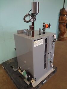 H d commercial Industrial iwaki Cts 300 Chemical Feeding Unit W Magnet Pump