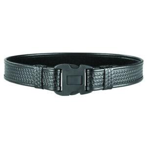 Bianchi 23707 Accumold Elite Duty Belt Black Basketweave 2xl 52 58