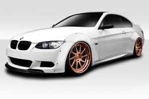 Duraflex Circuit Wide Body Front Kit For 07 13 Bmw 3 Series E92 2dr E93