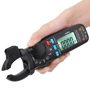 Acm91 Handheld Digital Clamp Meter Low Impedance Tester 6000 Counts