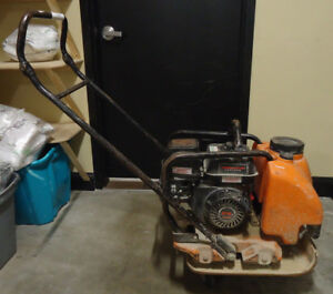 ri5 Multiquip Mvc 88vghw Walk Behind Plate Compactor Local Pick up Only