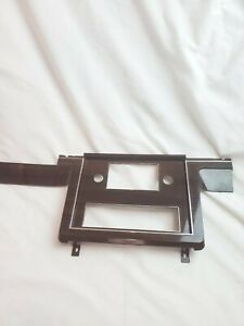 1985 1986 Ford Ltd Crown Victoria Country Squire Wagon Dash Radio Trim Nos Oem