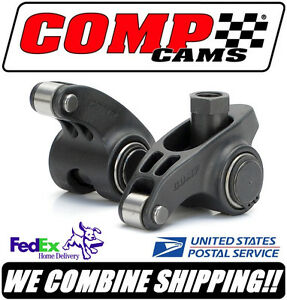 Comp Cams Ultra Pro Magnum Xd 1 7 7 16 Bbc Chevy V8 Roller Rocker Arms 1820 16