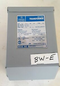 General Electric 9t51b29 Transformer Dry Type Qb 750 Kva