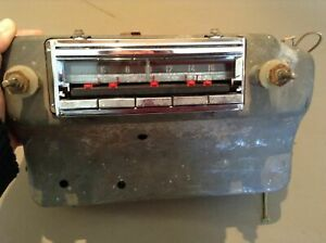 1954 Cadillac Am Radio 7264165 Deville 60 62 Sedan Eldorado Parts Core
