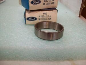 Nos Ford C3sz 1217 A Front Hub Outer Race 1969 Ford Mustang Boss 302 S625 T1