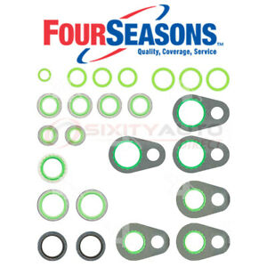 Four Seasons A C System O Ring Gasket Seal Kit For 2011 2013 Ford F 450 Tu