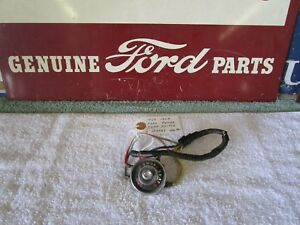 1957 1958 Ford Power Seat Switch And Bezel