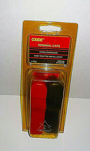 Exide Terminal Caps Snap On Installation New In Package