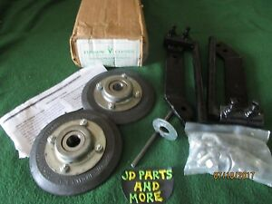 New 2 Row Schaffert Manufacturing John Deere Planter Furrow V Closer Kit Jd1700