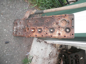 Willys Overland Jeep L226 6 4 X 4 Super Hurricane Head Needs Work