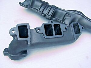 1979 Trans Am 403 Oldsmobile Custom Dual Exhaust Manifolds New Thornton