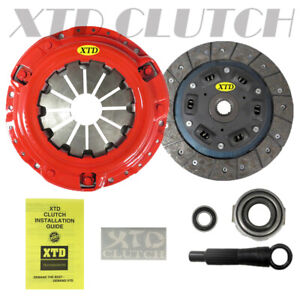 Stage 2 Power Clutch Kit 92 04 Civic Del Sol d Series Motor