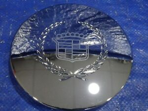96 06 Cadillac Eldorado Deville Dts Seville Chrome Wheel Hub Center Cap