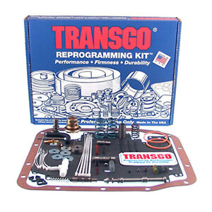 Transgo Aode 3 Full Manual Shift Kit 4r70w 4r75w 4r75e Ford Transmission 4r70e