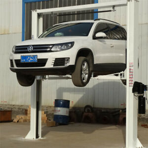 Grantry Two Post Car Lift Capacity3 54 Tons