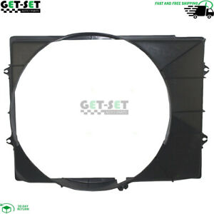 New Toyota Pickup Fits 1989 1995 Radiator Cooling Fan Shroud With 3 0l To3110129