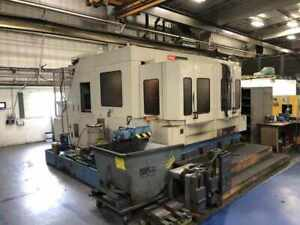 Mazak Model fh880 Horizontal Machining Center Yoder 71725