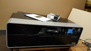 Epson Wide Format R3000 very Close To New tested Stylus Photo Printer Complete