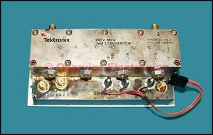 Tektronix 492 494 495 496 2754 Analyzers 2nd Converter Assy 119 1096 02