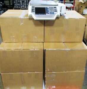 Lot Of 10 Hobart 29032 Bj Grocery Market Deli Produce Pos Scale