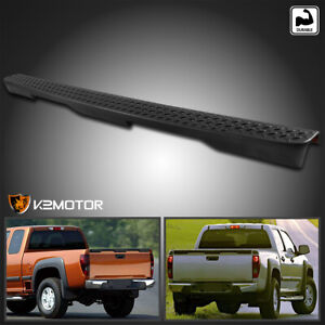 For 2004 2012 Chevy Colorado Canyon Tailgate Molding Cap Protector Spoiler Cover
