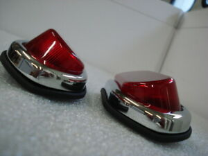1940 Chevy Led Taillights Technostalgia Street Hot Rod Made In Usa