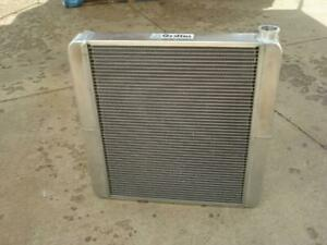 Griffin Aluminum Race Car Universal Radiator 23 Tall 23 Wide Ford Engine