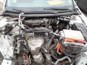 2009 Nissan Altima Engine 2 5l W Hybrid Vin C 4th Digit Qr25de 09 H13e027