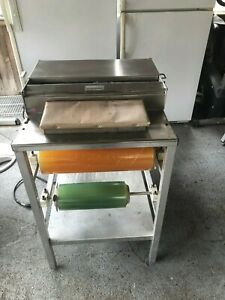 Heat Sealing Meat Deli Food Wrapping Machine