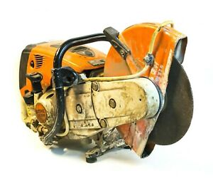 ma5 Stihl Ts700 Gas Powered Concrete Cut off Saw