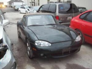 Trunk hatch tailgate Excluding Mazdaspeed Fits 99 05 Mazda Mx 5 Miata 876379
