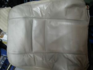 Volvo S70 V70 Cream Passenger Leather Seat Cover Color Code 3990 Hard T Find