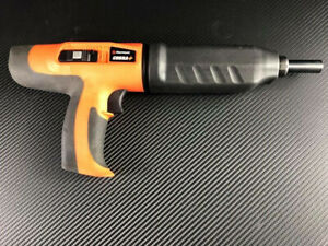 Ramset Cobra Plus 27 Caliber Semi Auto Powder Actuated Tool Concrete Nail Gun